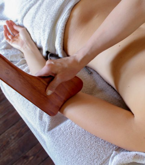 GETEST: houtmassage