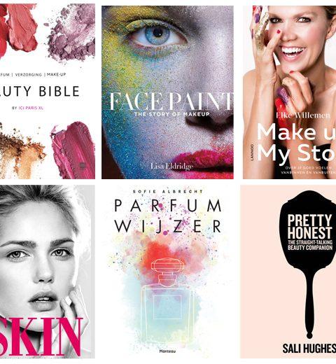 8 beautyboeken voor onder de kerstboom
