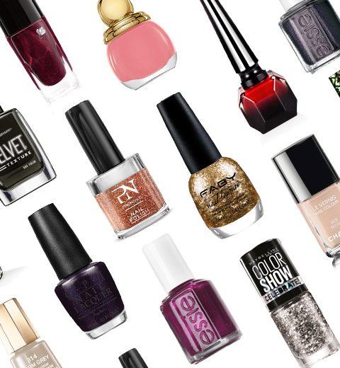 Welke nagellak past bij jouw persoonlijkheid?