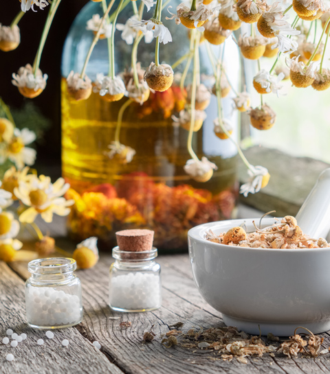 Geef ons uw mening over homeopathie