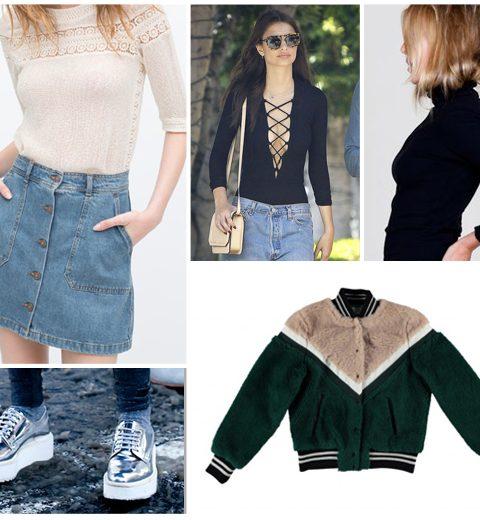De 10 populairste kledingstukken van 2015