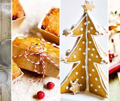 Kerstdesserts: vier recepten om indruk te maken bij vrienden