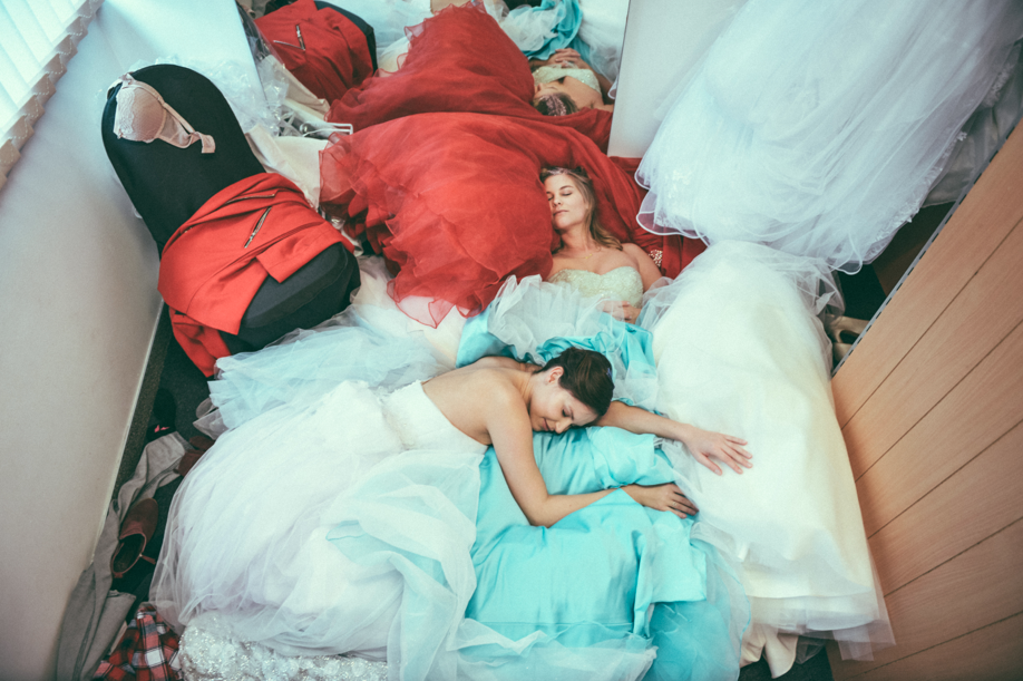 Een prinselijk dutje doen: check!