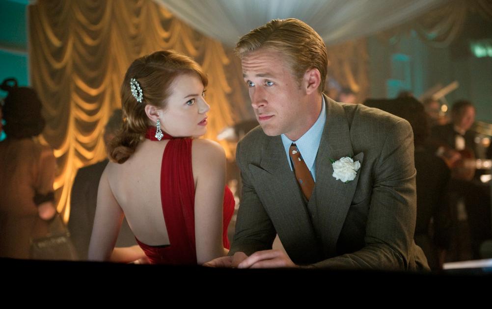 Emma Stone Ryan Gosling vals koppel 1