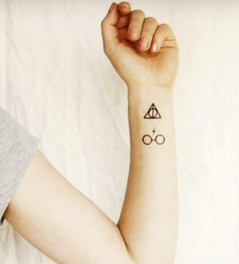 25 tattoo's voor Harry Potter diehards
