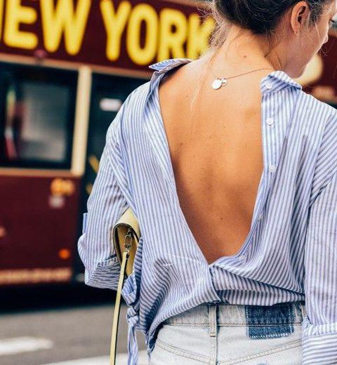 How to wear: het omgekeerde hemd