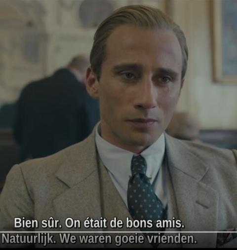 WATCH: Matthias Schoenaerts in The Danish Girl