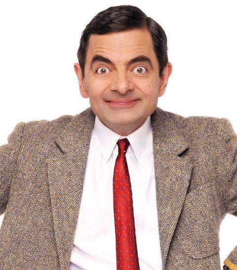 Schok: dit is de dochter van Mr. Bean