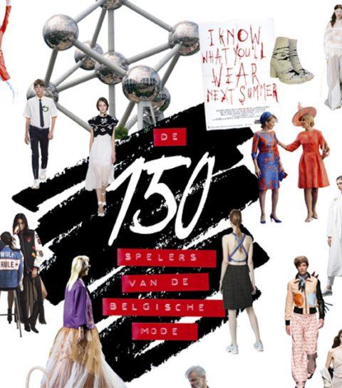 150 spelers van de Belgische mode
