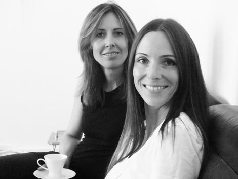 Bianca en Gabriele, ontwerpsters achter Aikyou