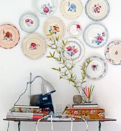 Interieurtrend: smaakvolle borden aan de muur