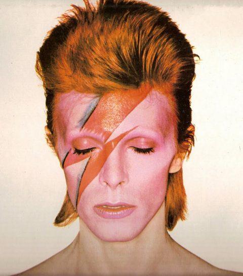 ELLE ARCHIEF: Belgen over Bowie