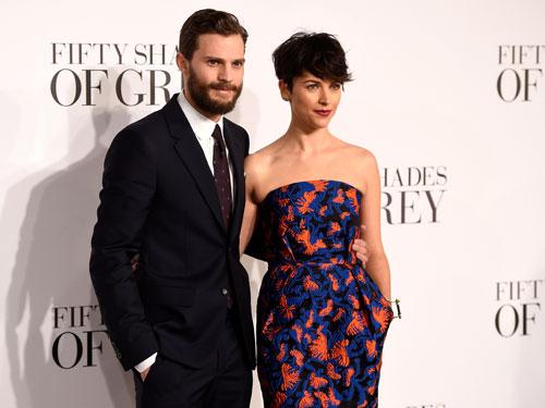 Acteur Jamie Dornan en vrouw Amelia in blijde verwachting van een tweede kindje
