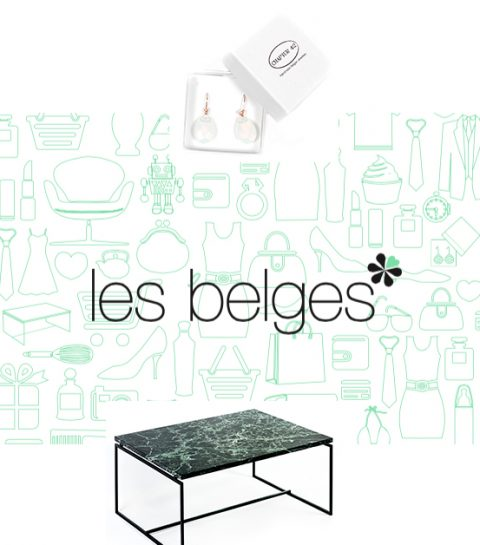 We love: Les Belges