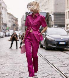 Alle mogelijke manieren om roze te dragen deze lente