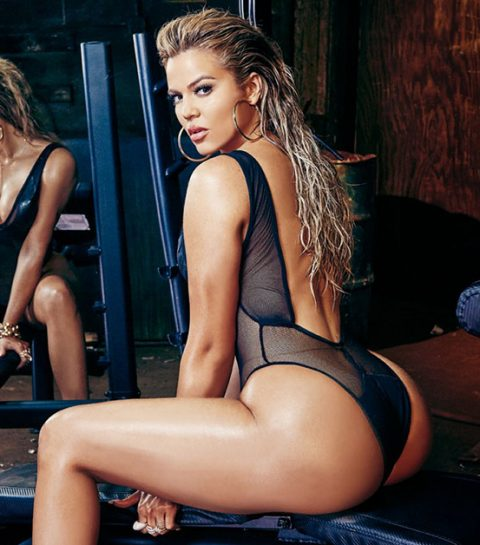 How to: de perfecte billen van Khloe Kardashian