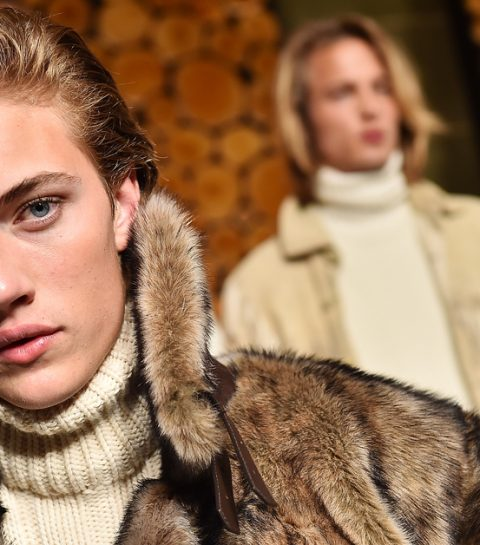Dit is nu al dé it-boy van 2016: Lucky Blue Smith