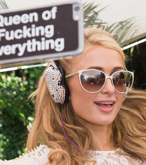 Hoe zou het nog zijn met Paris Hilton?