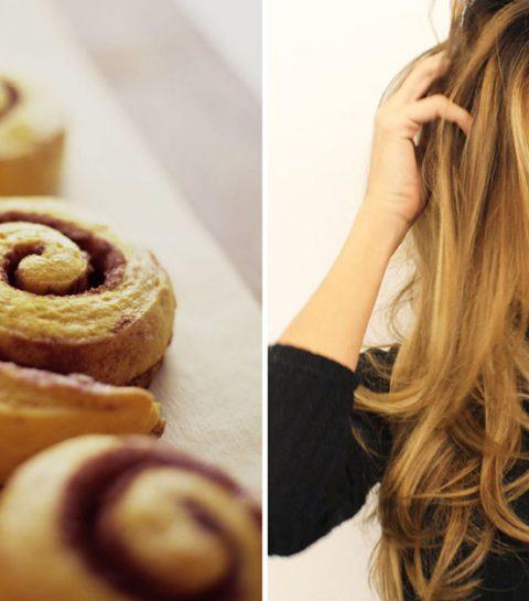 Cinnamon Swirl is dé nieuwe haarkleur