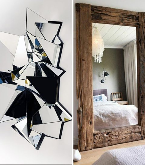 DIY: Pimp je spiegel
