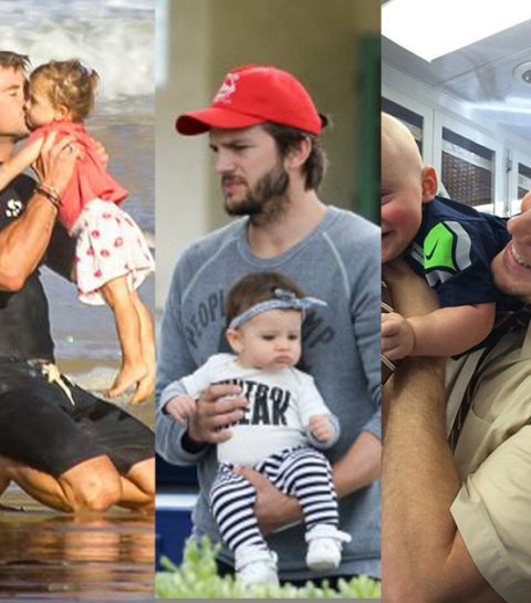 10 X dilfs uit Hollywood