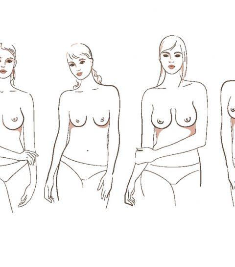 Welke BH past bij jouw vorm van borsten?