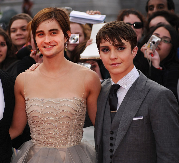 harry potter face swap