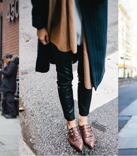 In beeld. 20 x stijlvol met platte schoenen