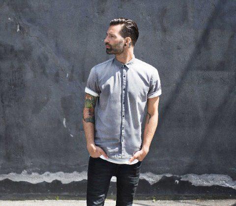 ZIEN: Sean Dhont maakt modellendebuut