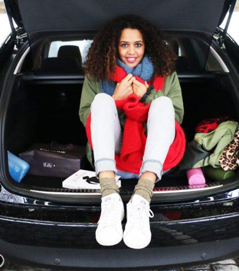 Elle Carpool: in de koffer van Tatyana Beloy