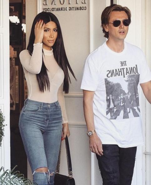 Dubbelganger Kim Kardashian 1