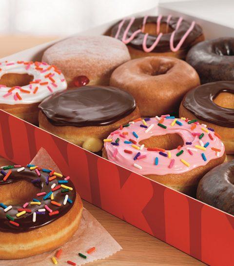 Dunkin' Donuts komt naar België!