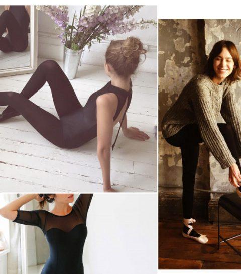 Workout Trend: dit dragen de sterren op balletles