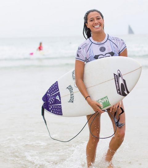 Deze surfster is niet sexy genoeg voor sponsors