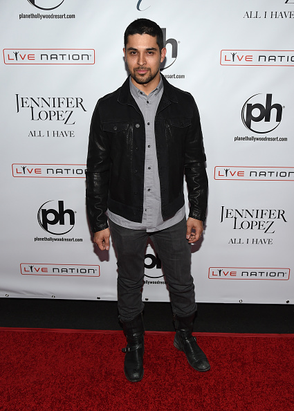 "LAS VEGAS, NV - JANUARY 20: Actor Wilmer Valderrama attends the launch of Jennifer Lopez's residency ""JENNIFER LOPEZ: ALL I HAVE"" at Planet Hollywood Resort & Casino on January 20, 2016 in Las Vegas, Nevada. (Photo by Ethan Miller/Getty Images)"