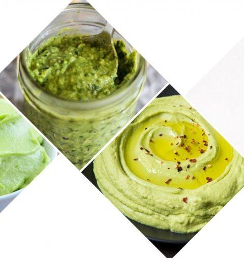 FOOD: 4 x smaakvolle sauzen met avocado