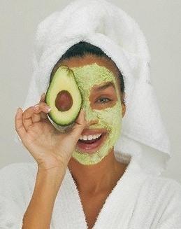 avocado gezicht