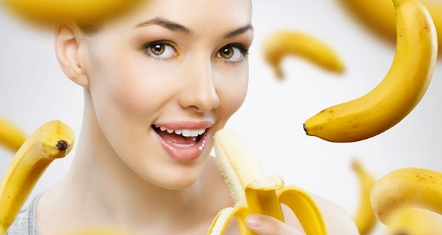bananas against wrinkles