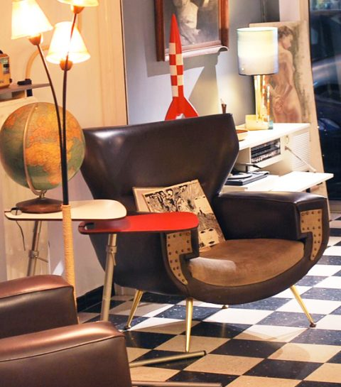 Le MAGA: vintage hotspot in Brussel