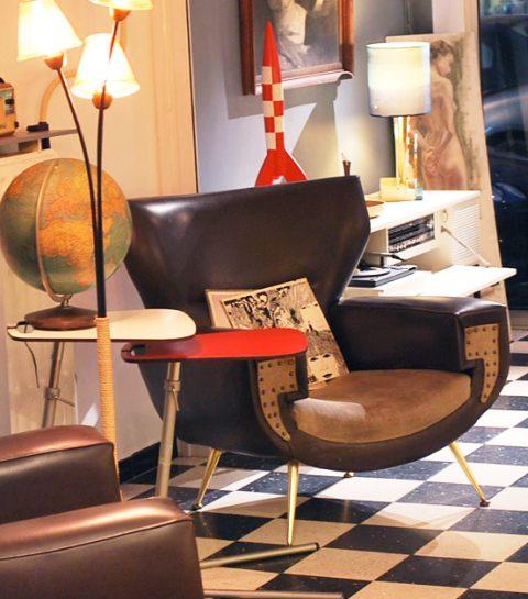Le MAGA: vintage hotspot in Brussel