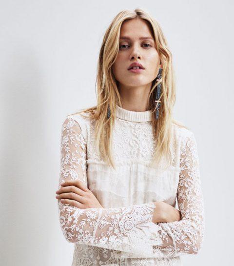We love: de duurzame bruidsjurken van H&M