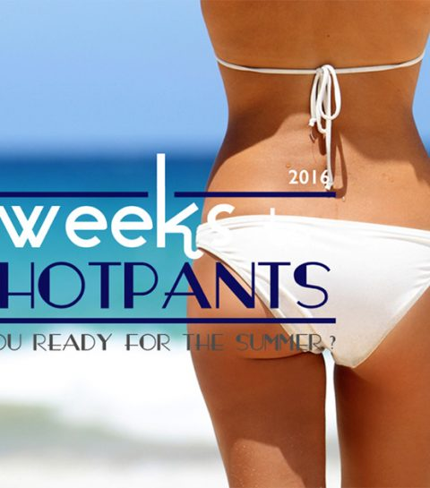 8 Weeks To Hotpants komt opnieuw naar Gent