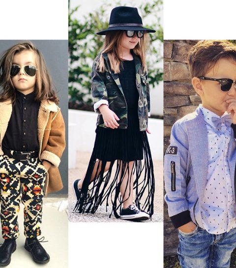 De 10 meest stijlvolle kinderen op Instagram