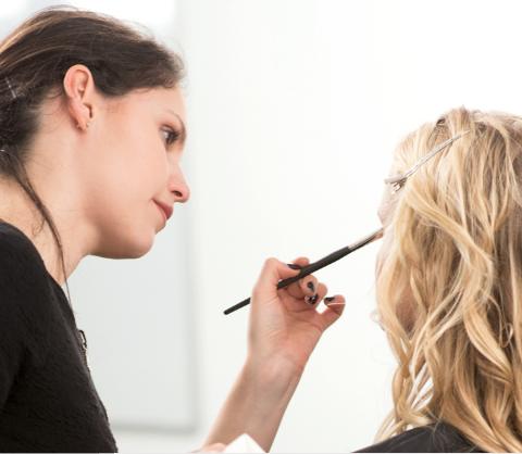 12 dingen die ik leerde in de make-upschool
