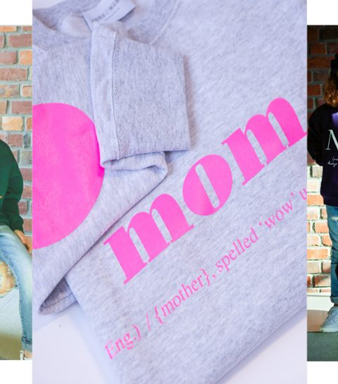 We love: moeder-dochtersweaters