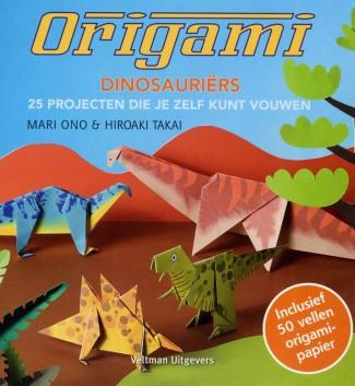 Origami Dinosaurïers, € 17,50