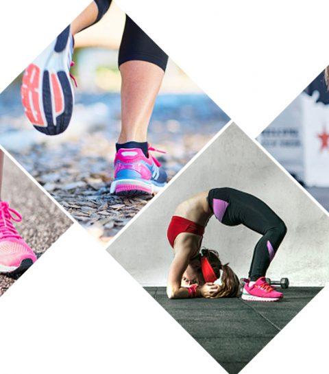 Voor elke sport de juiste schoen