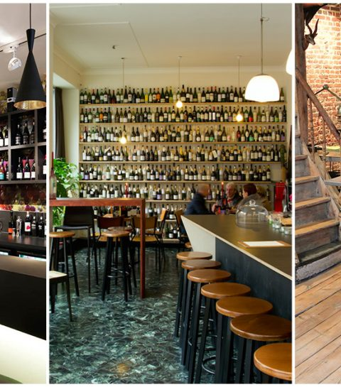 De 4 hipste wijnbars in Gent