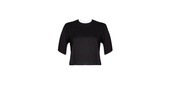 Black&White Crop Top_Front_69_90€