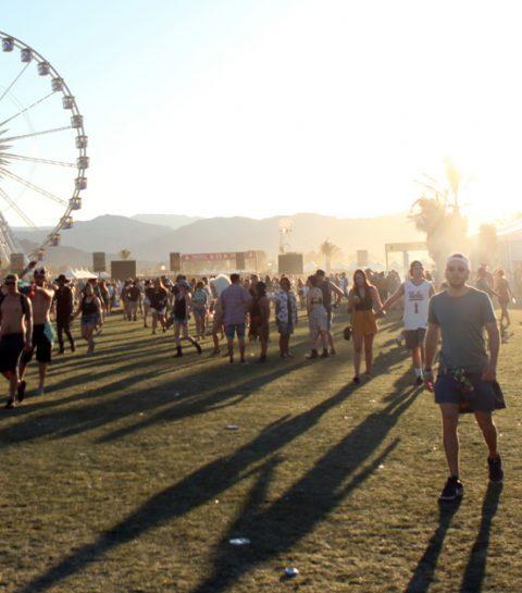 Is mode de main act geworden op festivals?